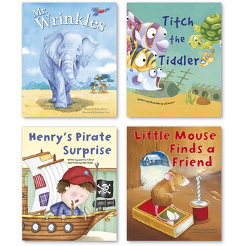 Childrens Assorted Titles Story Books