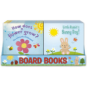 Children's Rain or Shine Board Books