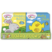 Children's Touch and Feel Board Books