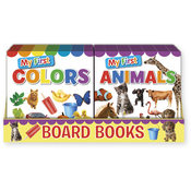Papercraft Baby Board Books - My First Series