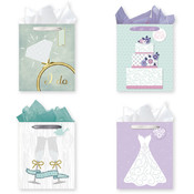 Multi Gem Gift Bag - Wedding Series