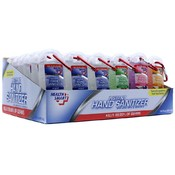 Health Smart Hand Sanitizer with Clip Assorted 1.8 oz.