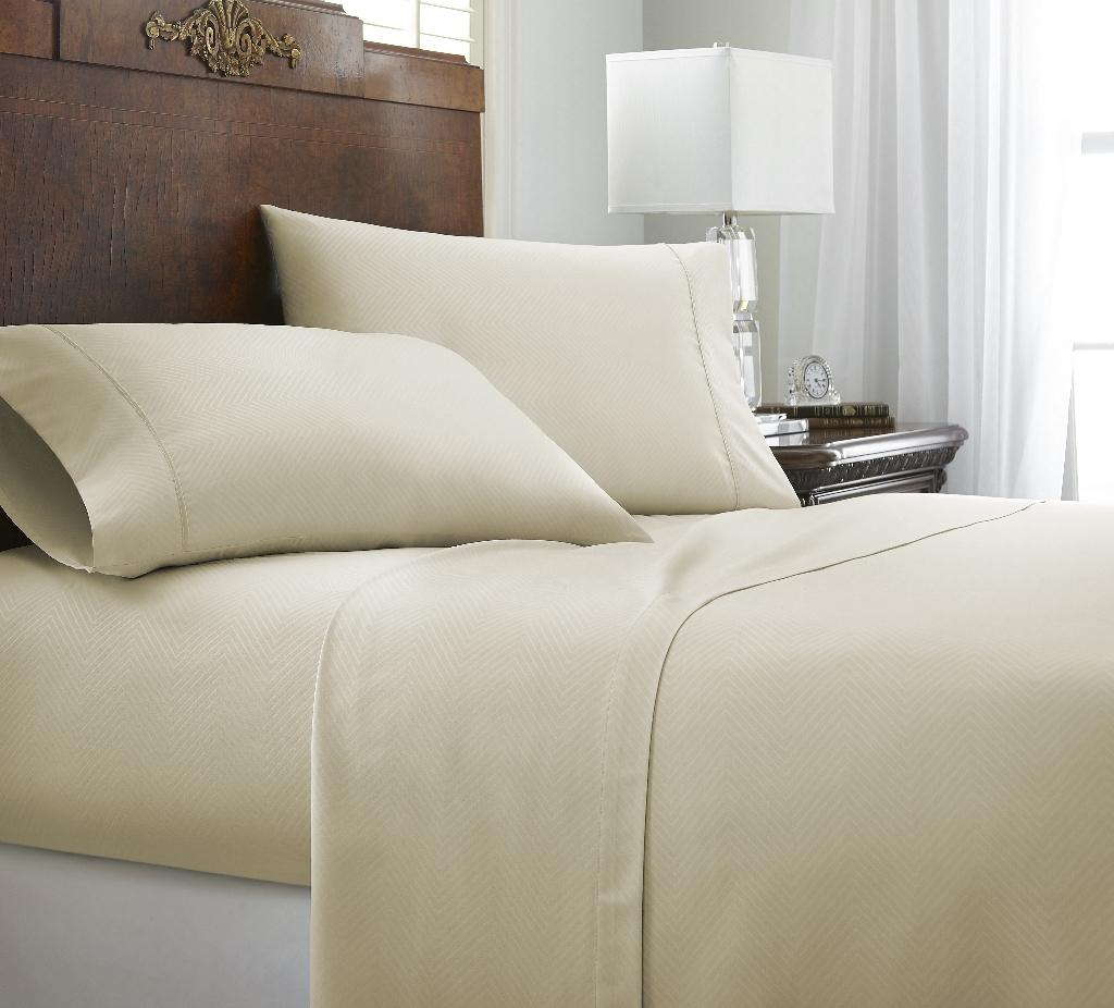 wholesale soft essentials premium embossed chevron design 4 piece bed sheet set queen aqua. Black Bedroom Furniture Sets. Home Design Ideas