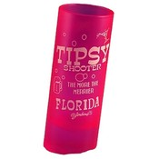 Florida Tipsy Shooter Shot Glass