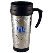 University Of Kentucky Mug (Thermo) Ss/ Diamond  P