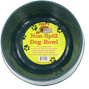 Non-Spill Dog Bowl
