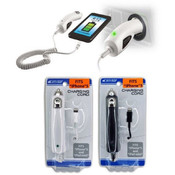 iPhone USB Car Charging Port & Cord
