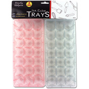 Diamond Ice Cube Tray Set
