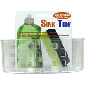 Sink Organizer with Suction Cups