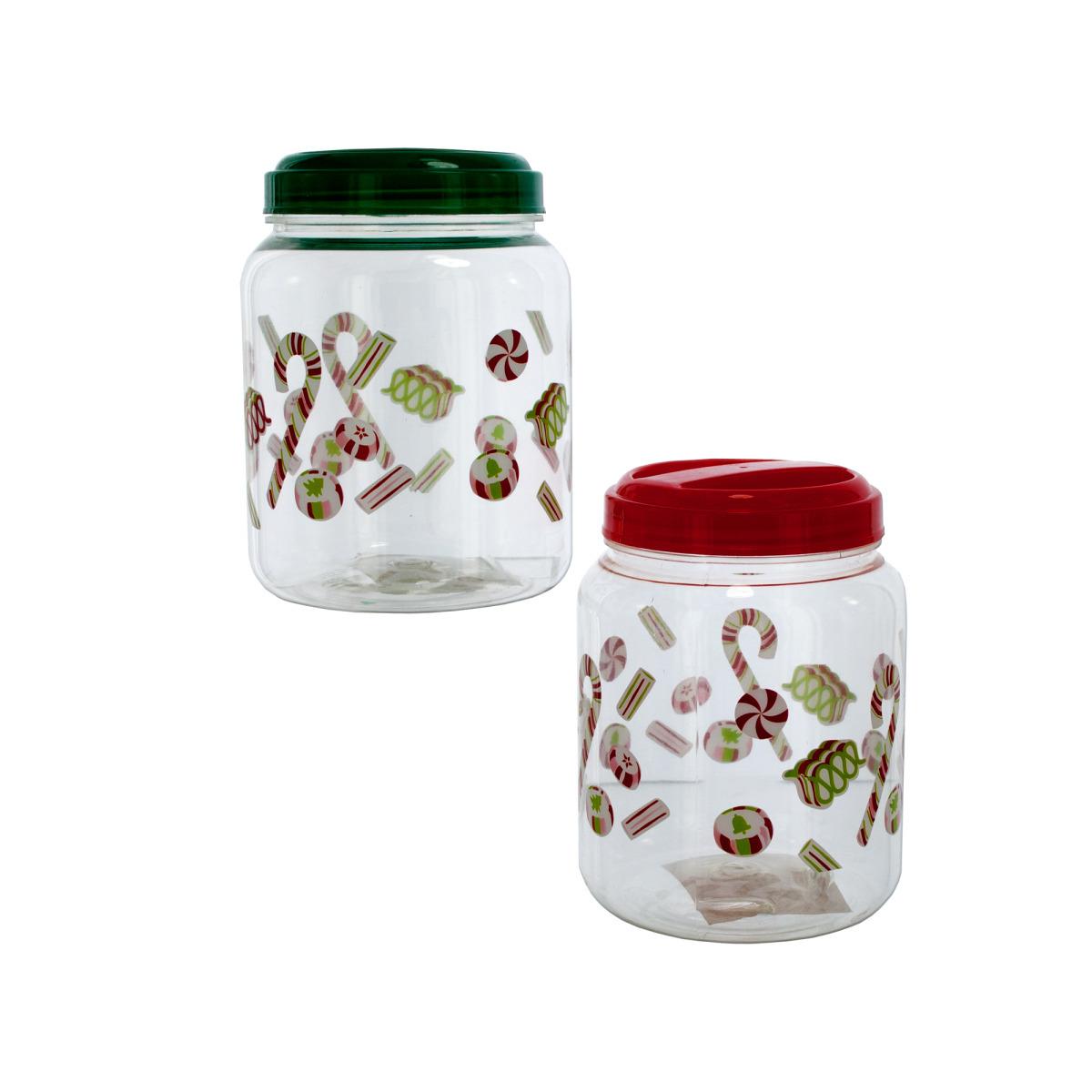 Wholesale Christmas Candy Jar (SKU 1765992) DollarDays