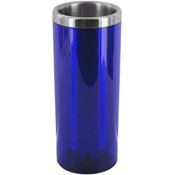 1 1/2 oz. Blue Double Wall Insulated Shot Glass