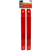 Emergency Roadside Reflective Triangle Set