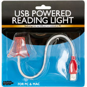 Lamp Shaped USB Powered Flex Reading Light