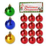 Wholesale Shatterproof Christmas Ornaments - Shatterproof Ornaments