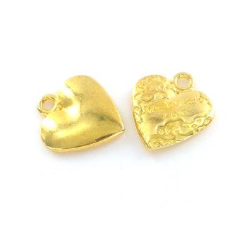 Wholesale pendants wholesale jewelry pendants wholesale made with love heart shaped charm pendant aloadofball Choice Image