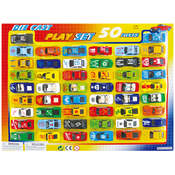 Diecast Car Collection (50 Piece Set)