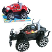 Friction Monster Truck 9""
