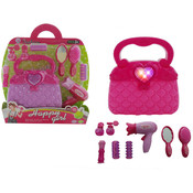 Beauty Battery Operated Purse with Light & Accessories