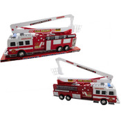 Friction Fire Rescue Truck 17""