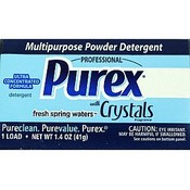 Professional Purex with Crystals (Laundry Detergent)
