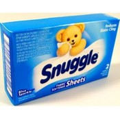 Snuggle Fabric Softener Sheets