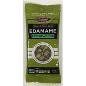 Seapoint Farms Dry Roasted Edamame Spicy Wasabi