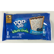 Kelloggs Pop Tarts Whole Grain Frosted Blueberry