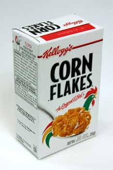 Wholesale Kelloggs Corn Flakes Cereal Box Sku 362339
