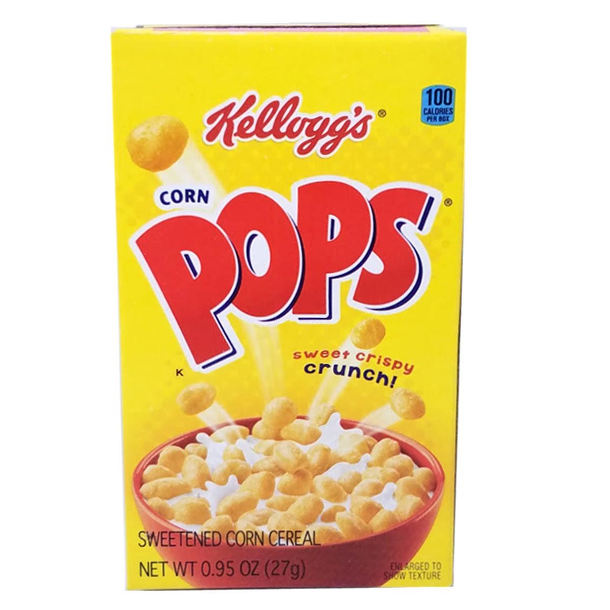 Wholesale Kelloggs Corn Pops Cereal (box) (SKU 362341