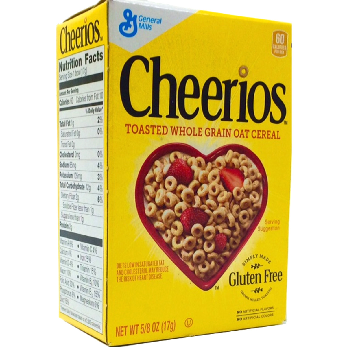 Wholesale General Mills Cheerios Cereal Box (SKU 362151