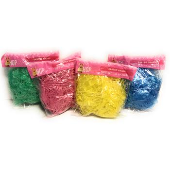 Wholesale easter baskets bulk easter baskets discount easter easter assorted color hop grass 15oz negle Image collections