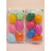 6-pack Easter Eggs L