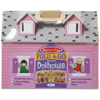 cheap doll houses with furniture. Melissa \u0026amp; Doug Fold Go Dollhouse Cheap Doll Houses With Furniture I
