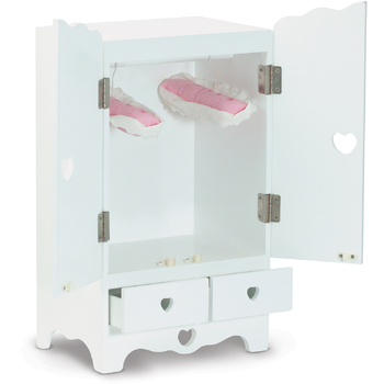 inexpensive dollhouse furniture. melissa \u0026amp; doug wooden doll armoire inexpensive dollhouse furniture