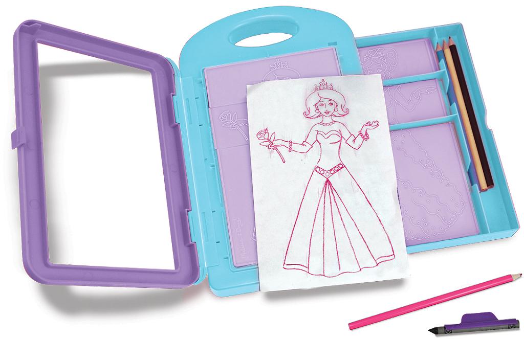 Wholesale Melissa Doug Princess Design Activity Kit Sku 1858491 Dollardays