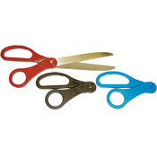 Costume Accessory: Ribbon Cutting Prop Scissors |
