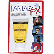 Costume Makeup: Fantasy Fix Make-Up 1 oz. White