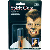 Costume Makeup: Spirit Gum Carded Qtr 1/4 Oz