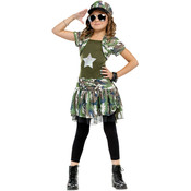 Wholesale Girl's Profession Costumes - Police, Fire Fighter Girl's Halloween Customes