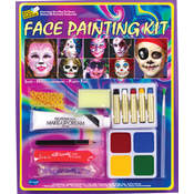 Costume Makeup: Party Face Painting Kit