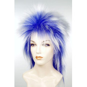 Costume Accessory: Punk Fright | Blue/White