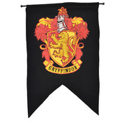 Halloween Decorations: Harry Potter Gryffindor Banner