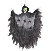 halloween prop hanging reaper 3 light up - Discount Halloween Props