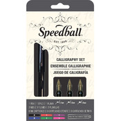Speedball Calligraphy Fountain Pen Set-