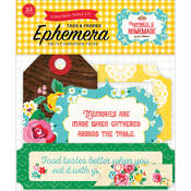Happiness Is Homemade Ephemera Cardstock Frames/Tags 33/Pkg-