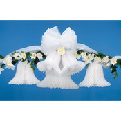 wholesale tissue paper bell 9 2pkg white
