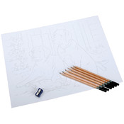 Wholesale Drawing Kits - Wholesale Sketching Kits