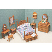 dollhouse furniture kit bedroom affordable dollhouse furniture