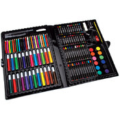 Super Deluxe Art Set 120 Pieces-