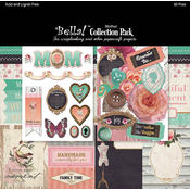 "Bella! Collection Pack 12""X12""-Mother"